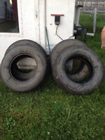 Tires set of 4