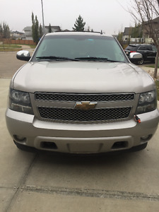 2009 Chevrolet Tahoe LTZ - Need to sell!