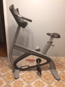 UPRIGHT STATIONARY BIKE STARTRAC PRO 6300 worth 1000$