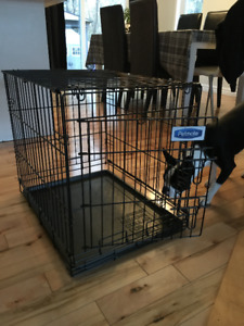 Cage pour chien moyenne
