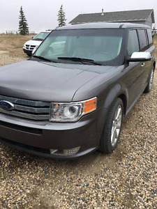 2010 Ford Flex Limited SUV, Crossover