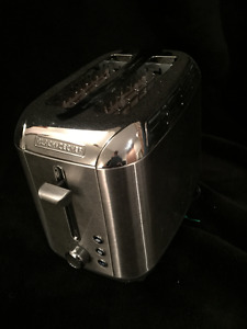 Black and Decker 2 slice toaster