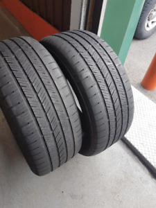 245/50R18 GOODYEAR EAGLE, 2 SUMMER TIRE