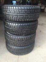 Subaru Snow tire Package