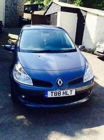Renault Clio 1.5 Dynamique 5 Door Diesel 2008