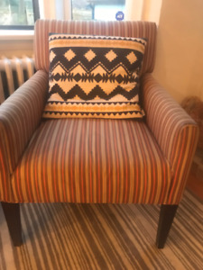 Rowe Furniture - set of two chairs ($200)