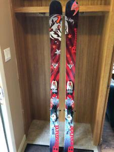 Blizzard Bonafide 180cm fat skis