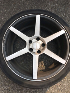 Stance 6ix 19inch wheels for sale
