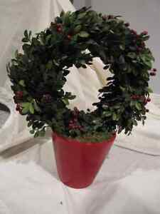 Christmas Boxwood Topiary Kitchener / Waterloo Kitchener Area image 1