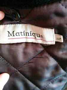 Matinique wool coat, warm! Amazing deal! London Ontario image 2