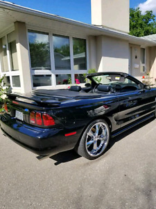 1997 Mustang Cobra SVT CONVERTIBLE - Great Condition - 16000 obo