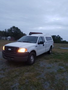 2006 Ford F150 8 Foot Box
