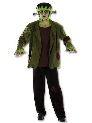 Herren Erwachsene Frankenstein Monster Halloween Kostüm Verkleidung Party