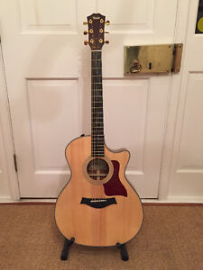 TAYLOR 414CE LIMITED EDITION GUITAR - ONE OF!!