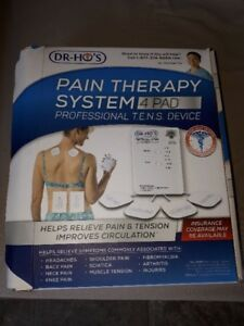 Dr. Ho's Pain Therapy 4-pad System