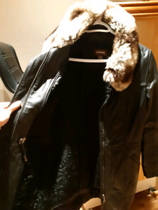 Danier leather jackets in AMAZING CONDITION!