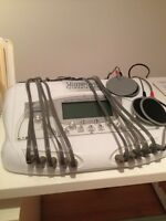 Electro Muscle Stimulation Unit- Machine electro-stimulateur