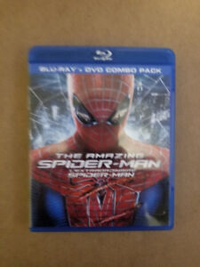 The Amazing Spider-Man Blu-ray & Special Features