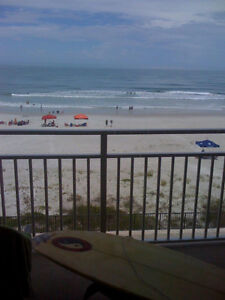 Oceanfront Condo Atlantic Ocean Beachfront in Ponce Inlet Fl.