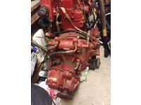 Boat engine bmc