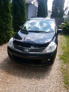 2009 Nissan versa 1.8l