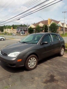 "2007 FORD FOCUS ZX5 H/B LOADED AUTO ONLY $2450.CLICK ""SHOW MORE"""