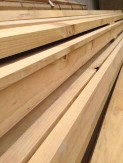 Treated Pine Fence Capping 4.8m &5.4m legnths