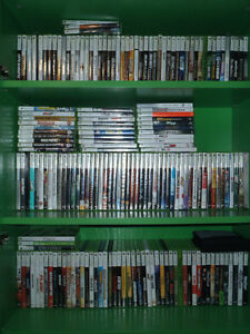669 xbox 360 games and systems ..........for sale or trade