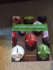 Social welfare in Canada, understanding income secuirut