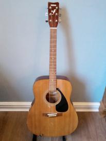 Yamaha f310 acoustic guitar