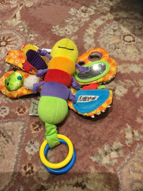 Lamaze Freddie the Firefly Aged from Birth
