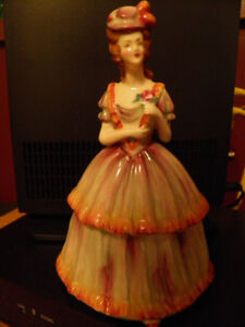 Rosina Figurine (Kitty) Excellent condition