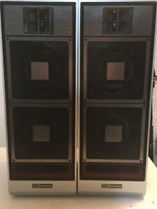 Emerson Stereo Speakers