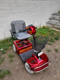 #DELIVERED new batteries Shoprider Sovereign Deluxe mobility scooter