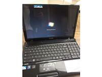 Toshiba satellite L750 Laptop