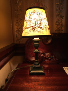 Green accent table lamp for sale *HUGE PRICE REDUCTION