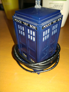 Doctor Who USB hub