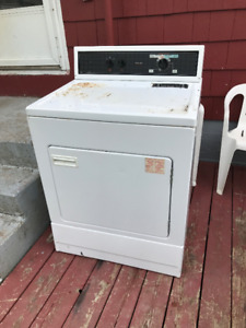 Kenmore Dryer FREE For the Hauling Westmount