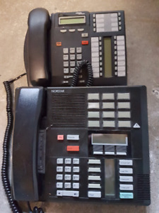 2 good condition Meridian phones