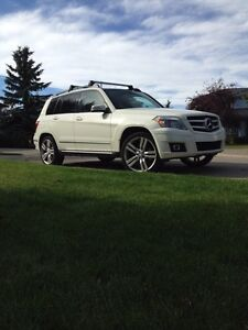 Mercedes Benz GLK AMG Package Mint