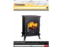OFNI 5kw wood burning stove / multi fuel stove