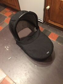 Urbo carrycot mamas and papas...also fits sola, glide and zoom