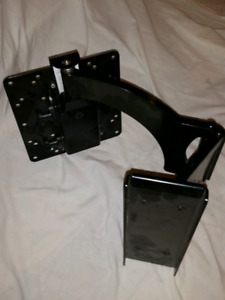 "TV Mount (and 19"" inch. LCD TV)"