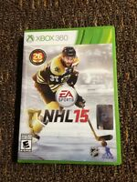 NHL 15 For Xbox 360 $20