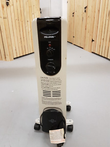 Used Oil-Filled Heater