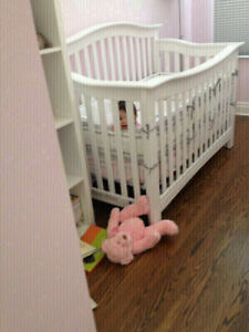 PALI BABY CRIB + BED CONVERSION
