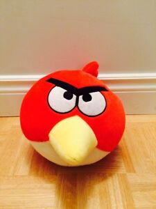 Angry Birds Plush Toy Doll West Island Greater Montréal image 1
