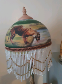 Tigers lamps