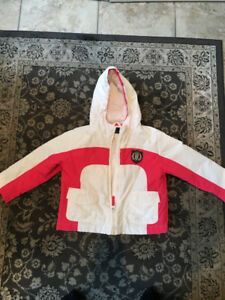 Tommy Hilfiger fall-spring coat for 4 year old girl