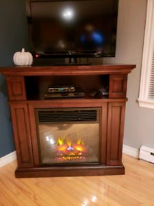 Infared Electric Fireplace